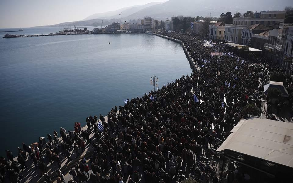 Migration crisis leads to strikes in the North and Eastern Aegean islands