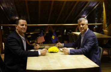 US Envoy urges Kosovo to drop tariffs, resume dialogue with Serbia