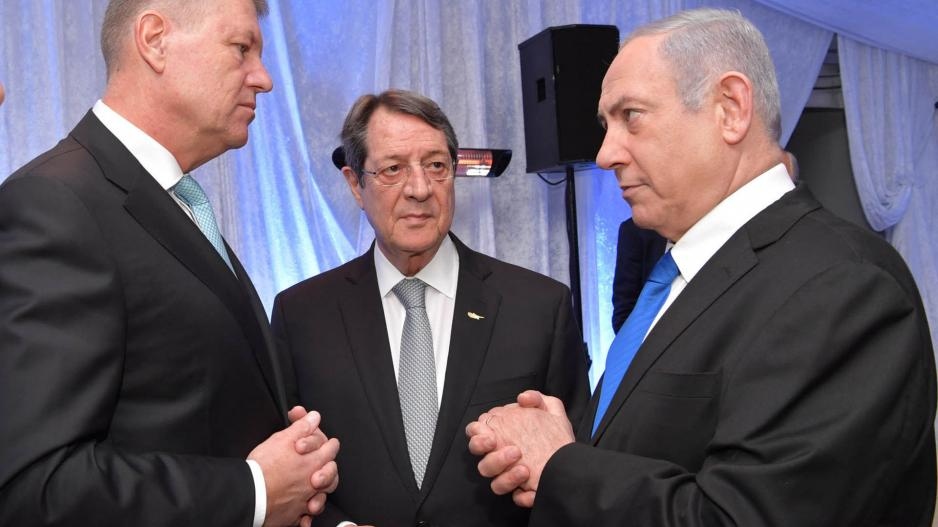 President Anastasiades had series of talks with foreign leader in Jerusalem