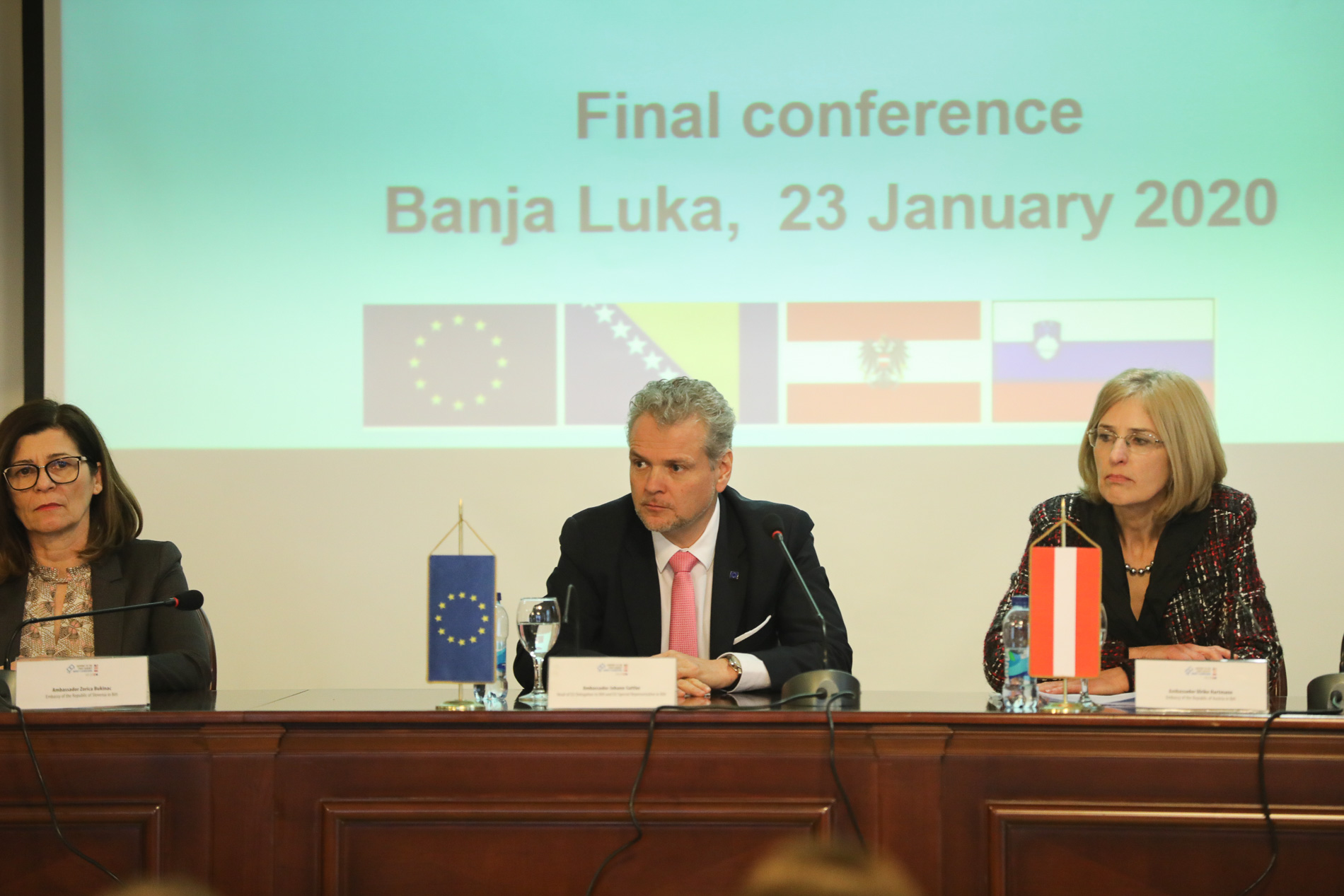 EU supports the fight against organised crime in BiH