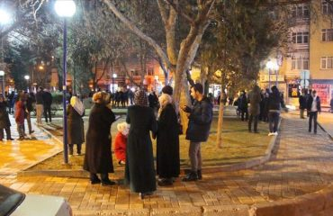 Strong 6.8-magnitude earthquake hits Turkey-14 people reported dead