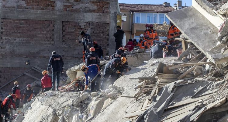 Turkey: Death toll rises to 31 with more than 1500 injured following Friday's earthquake