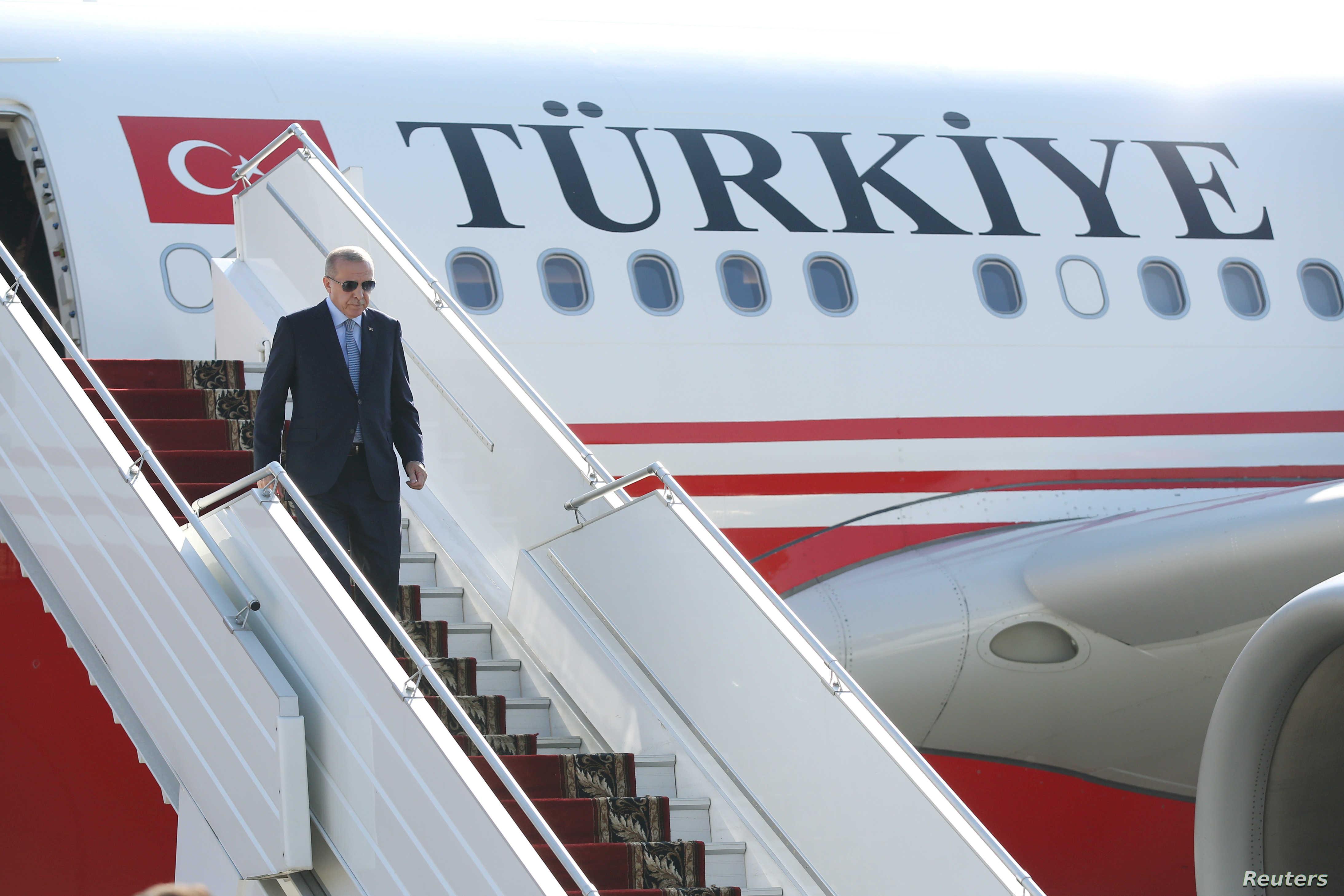 Turkey: Erdogan to visit Algeria, Gambia and Senegal