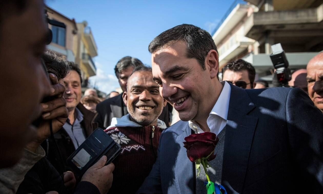 Al. Tsipras: Where are the allies when our sovereignty is under threat?