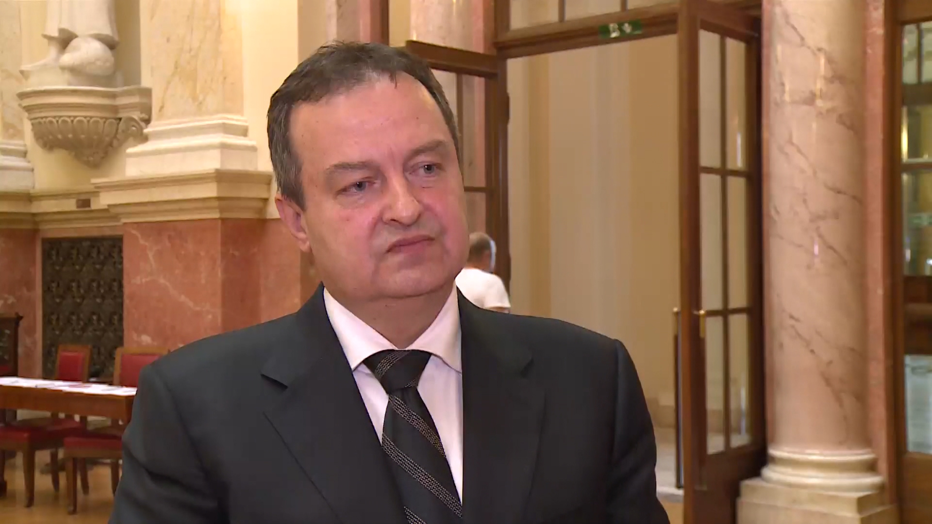 Dacic: Problems in Montenegro are not caused by Serbia
