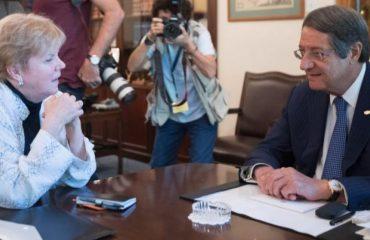 Phone conversation between Anastasiades and Lute