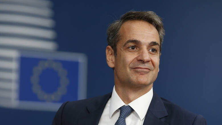 Mitsotakis had meetings with multinational companies representatives in Paris