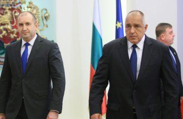 Bulgaria: Clash of institutions for Radev and Borissov