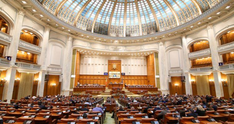 Romania: Parliament Bureau's meeting has been cancelled