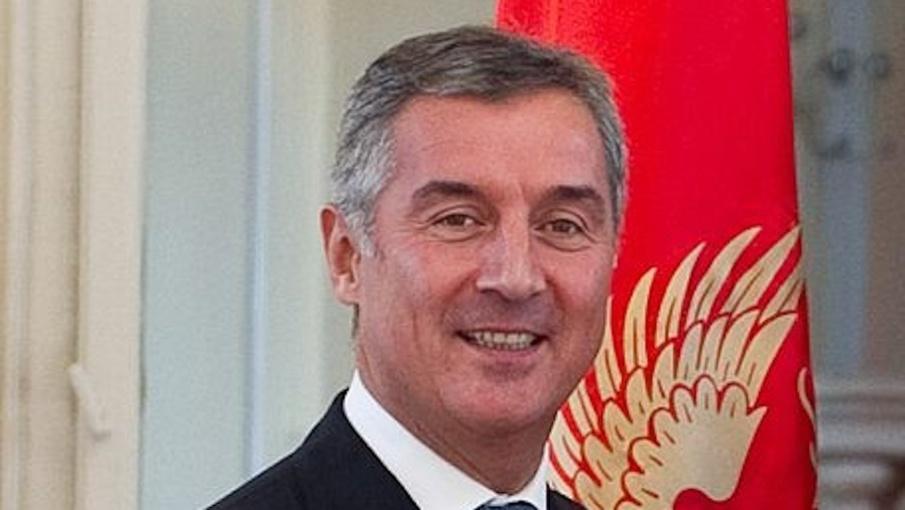 The state will not succumb to blackmail, Đukanović says