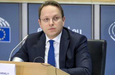 EU Enlargement Commissioner Olivér Várhelyi is visiting Serbia