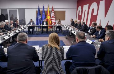 Zaev: SDSM works for the interest of the citizens