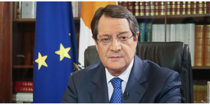 Anastasiades: The claims about me having thoughts of partitioning the Cypriot EEZ are unfound