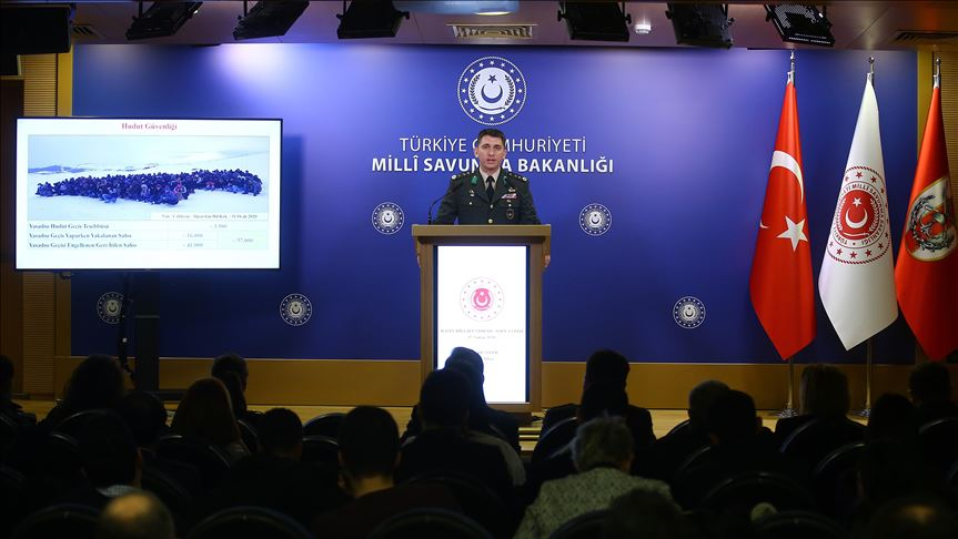 Turkey: We will retaliate against the Assad forces' attacks in Idlib