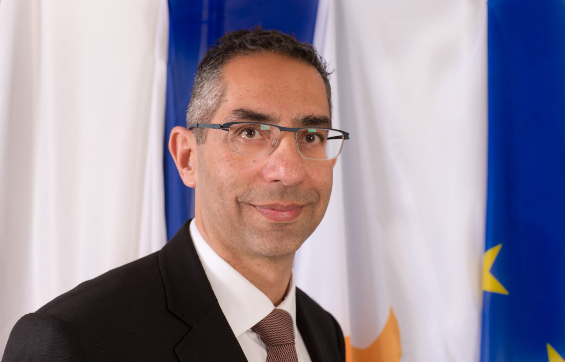 Cyprus' Defence minister on an official visit to Israel