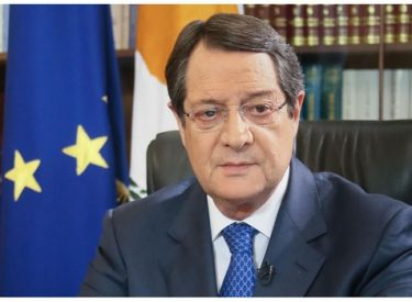 The energy program is going along as planned, President Anastasiades says