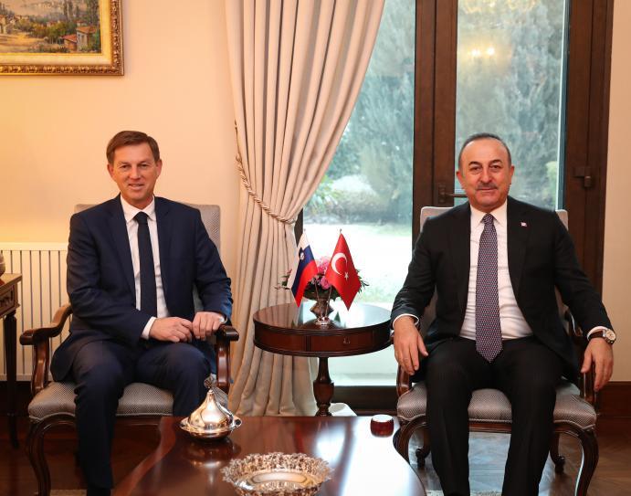 Cerar: Turkey is of strategic importance to the EU
