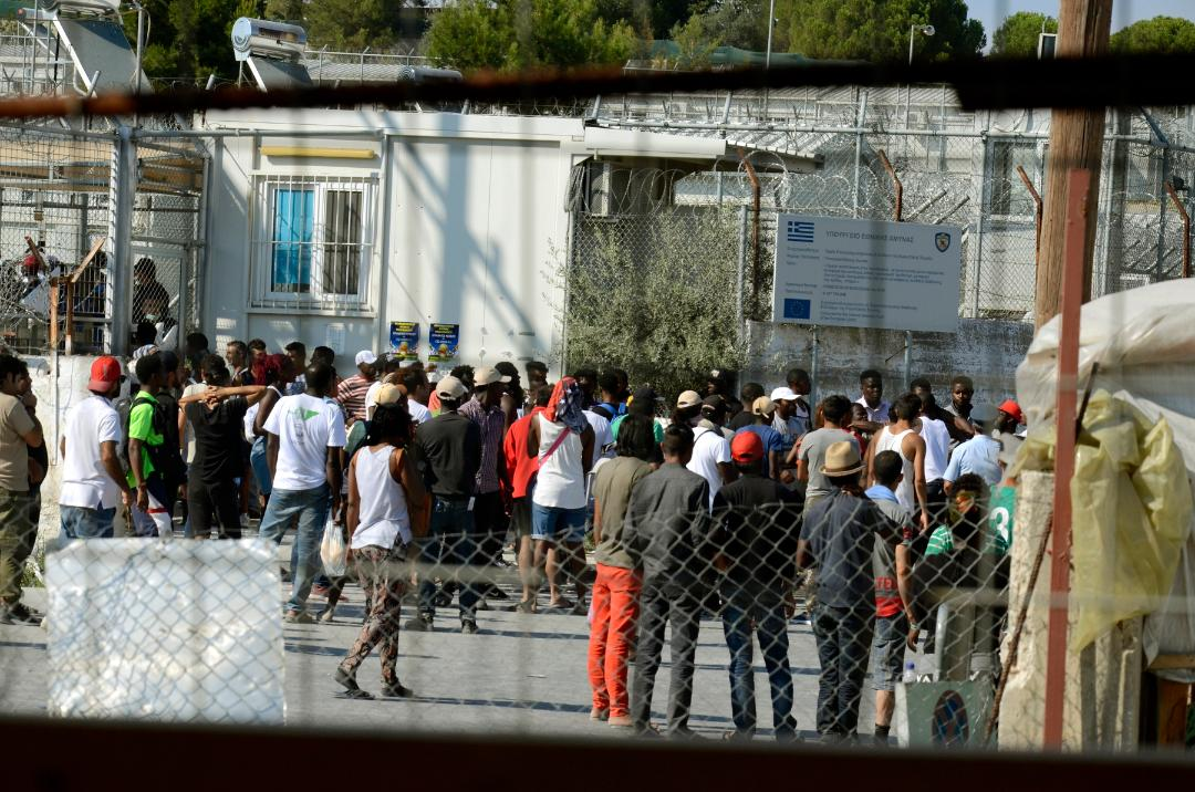 Aegean islands heating up as they react to land requisition and closed infrastructure