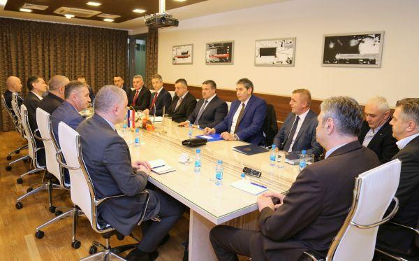 Croatia and BiH plan joint border patrols