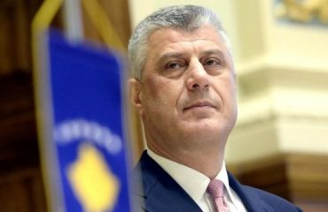 Thaci: There cannot be an alternative or a provisional solution for the Western Balkans by the EU