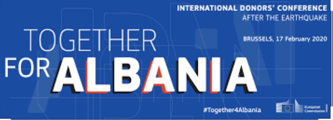 EU: Together for Albania: International Donors' Conference for Albania