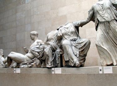 """British Museum welcomes EU Brexit clause on stolen artefacts """"not relating to Parthenon Sculptures"""""""