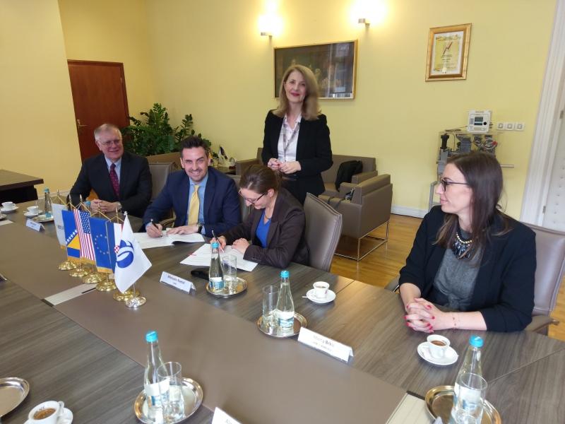 EBRD to fund Southern Gas Interconnection BiH-Croatia