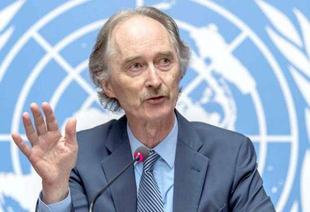 Turkey: UN envoy to Syria calls on Turkey, Russia to reach an understanding in Idlib