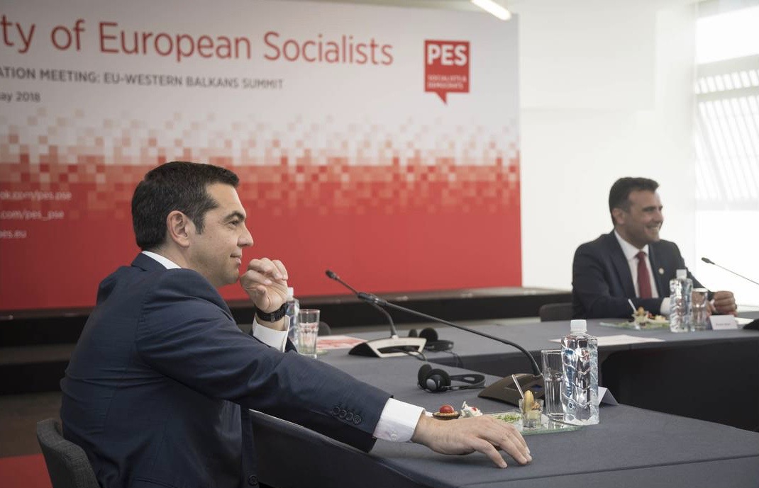 Tsipras from the PES Council Meeting: Mitsotakis did not go after additional funds for Greece