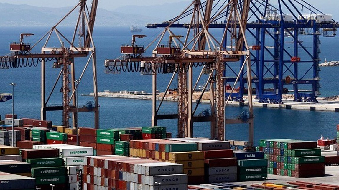 Greece: Greek exports achieve all-time best with 33.4 billion euro