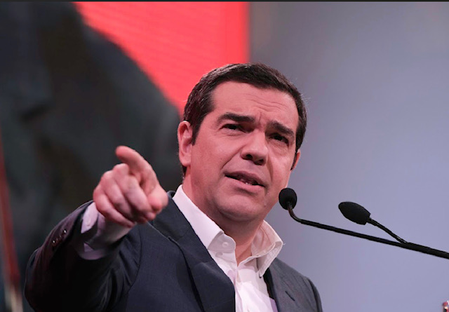 Greece: SYRIZA-New Democracy clash full of politics, lies and videos