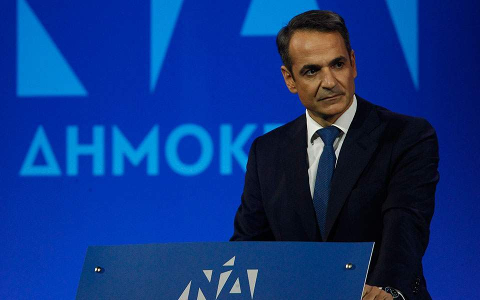Mitsotakis rules out snap election; launches attack on Tsipras