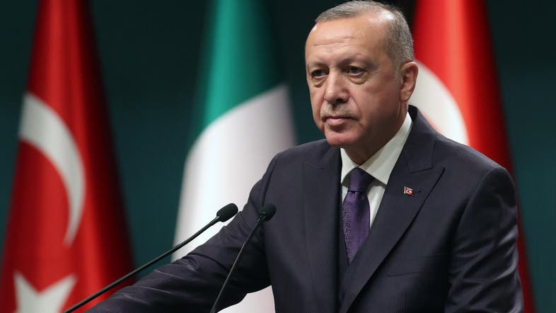 "Erdogan: ""Our biggest difficulty is that we cannot use the airspace in Idlib"""