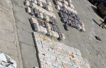 Montenegrin citizens arrested with five tons of cocaine