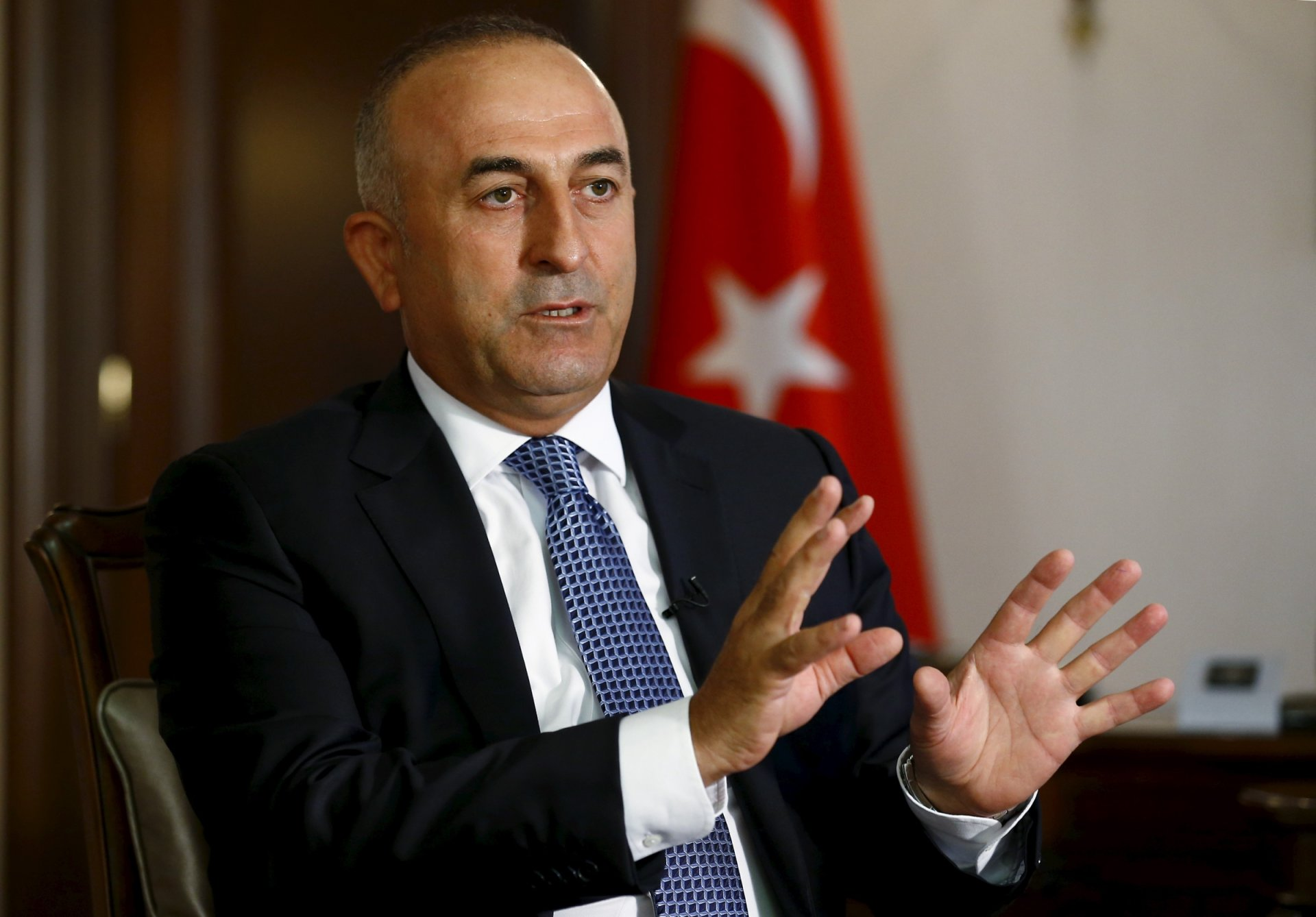Cavusoglu: In which European country has religious duty been prevented?