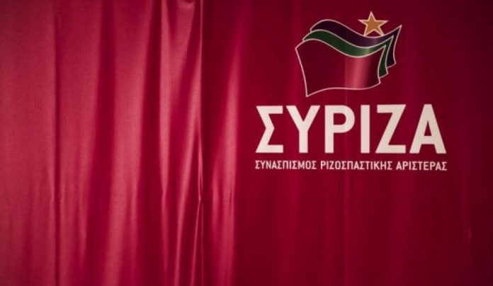 Greece: SYRIZA calls on the Government to change its attitude on the refugee issue