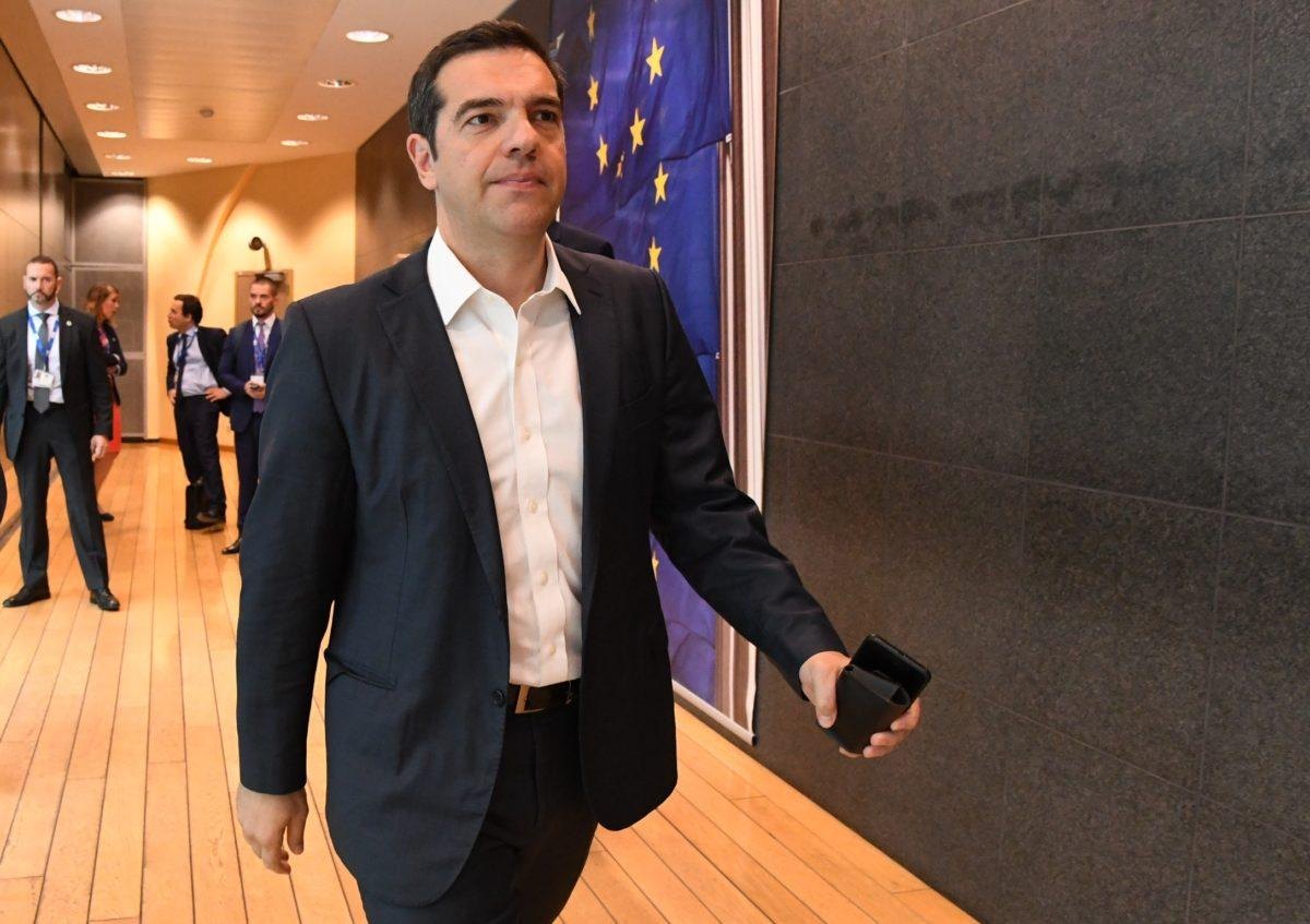 Alexis Tsipras: Greece should threaten the EU with a veto-Impose sanctions on Turkey
