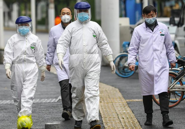 Albania: WHO Director in Tirana for coronavirus calls for fake news to stop
