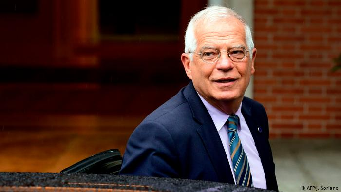 Borrell: I hope there won't be need to mobilize the army to stop a new wave of refugees