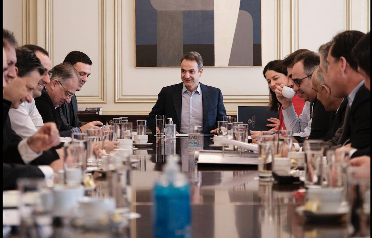 Greece: Broad meeting held on coronavirus