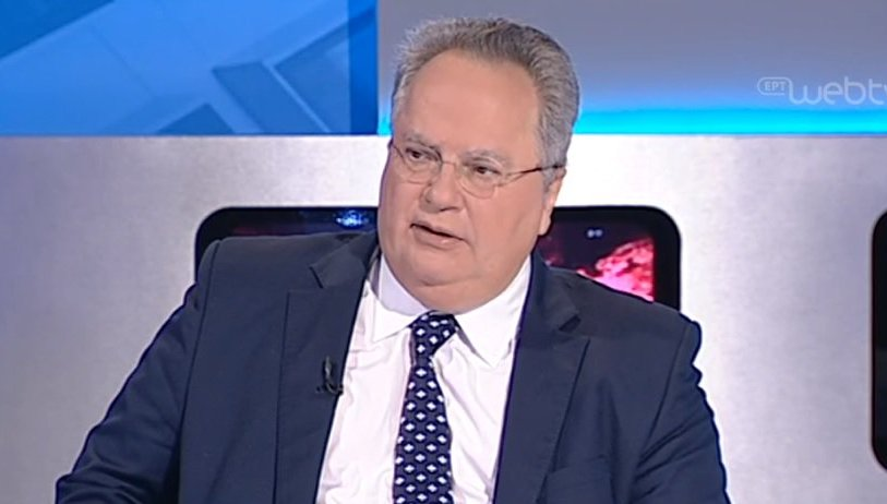 """Kotzias: New Democracy's """"back to normality"""" means re-plundering the state"""
