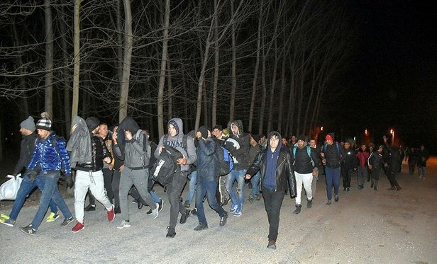 Albania preps up for the refugee-migrant arrivals at the Greek-Albanian border