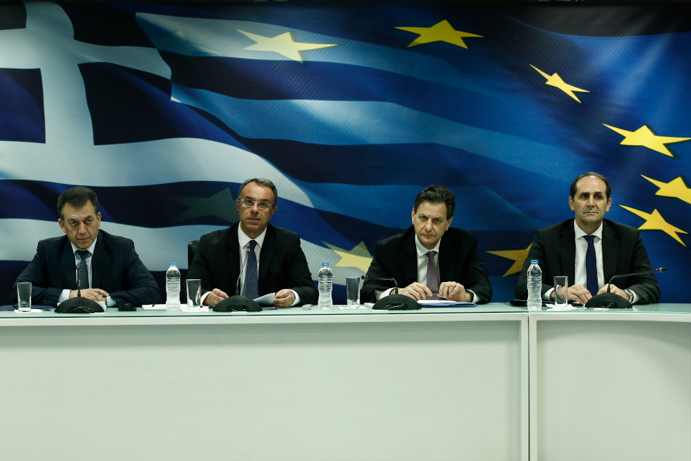 Greece: Gov't announces the first financial measures for coronavirus in Greece