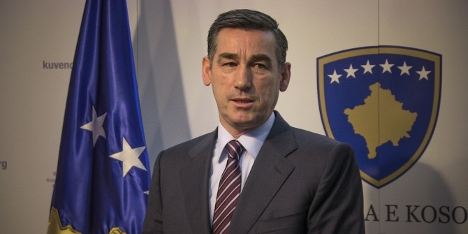 Kosovo: Extraordinary parliamentary session on US relations