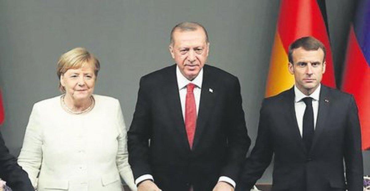 Turkey: Erdogan to meet with Merkel-Macron in Istanbul on Tuesday