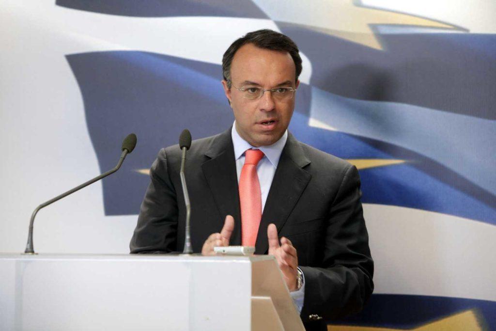 Greece: Staikouras announces coronavirus-related fiscal measures