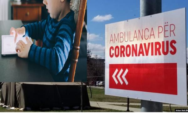 Kosovo: 8 men and 8 women test positive for coronavirus