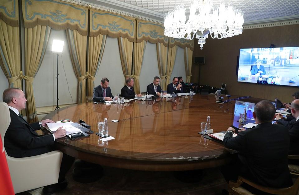 Turkey: Quadripartite teleconference has finished
