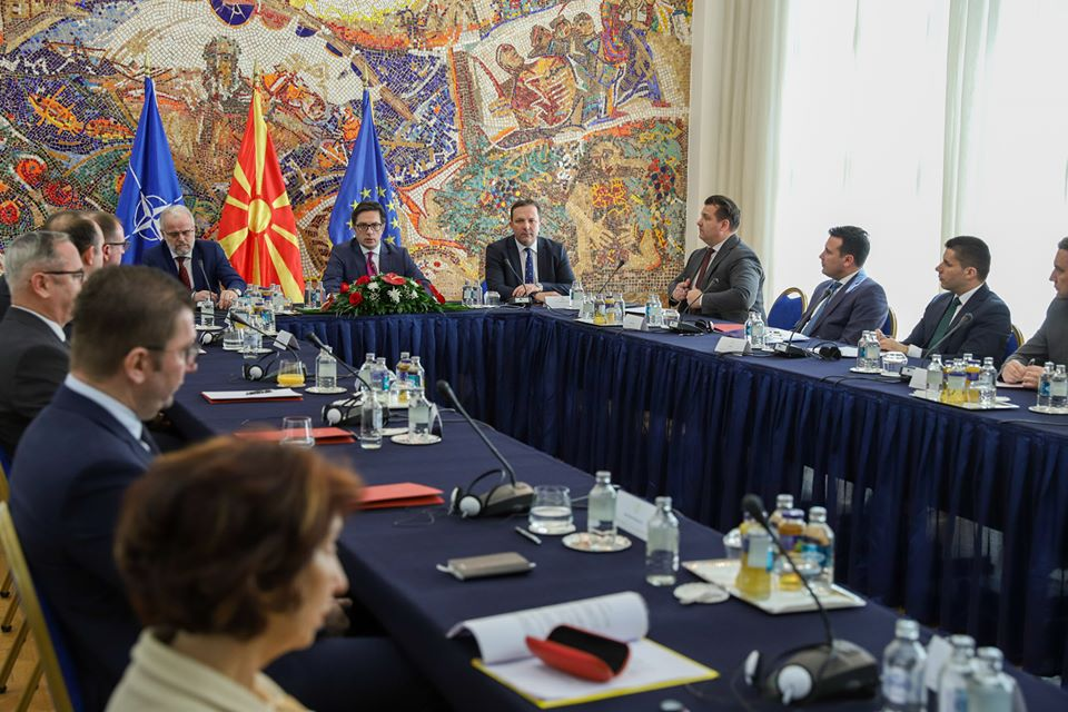 North Macedonia: New meeting to be held to decide on postponing the elections and declaring a state of emergency