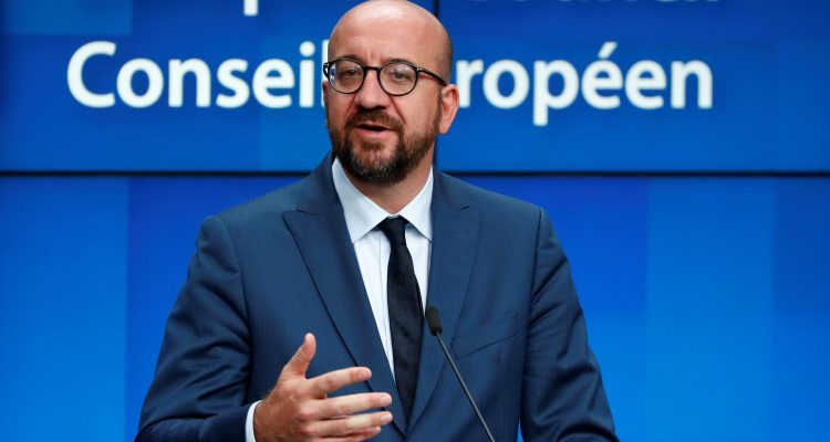 EU: Invitation letter by Michel to the members of the European Council